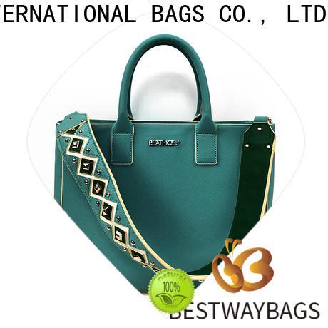 Bestway New polyurethane handbag Chinese for ladies