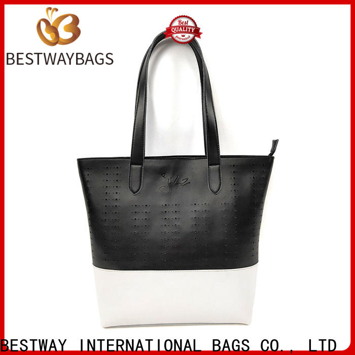 High-quality hard leather bag handbag Supply for lady