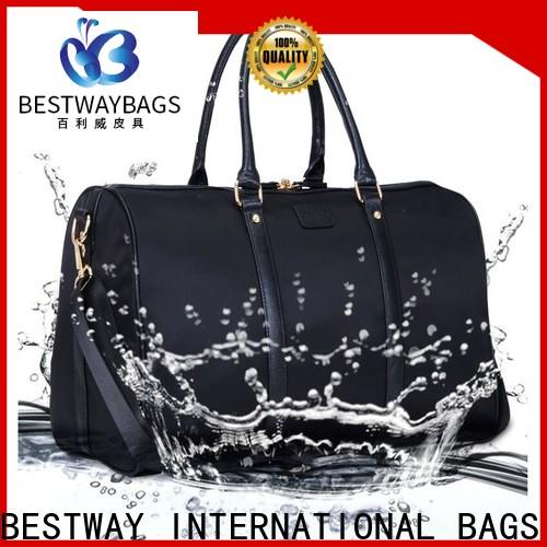 Bestway fashion mk nylon bags manufacturers for bech