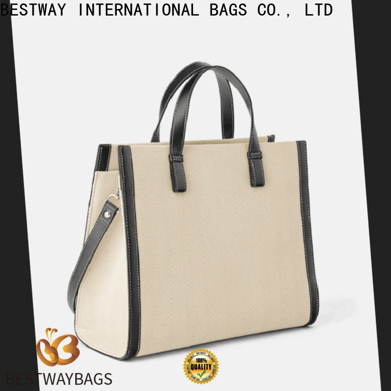 Bestway multi function canvas for bags wholesale for vacation