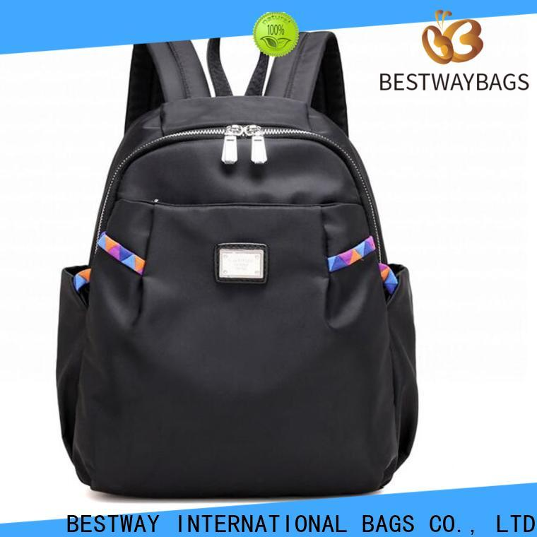 High-quality ladies nylon shoulder bags design for business for sport