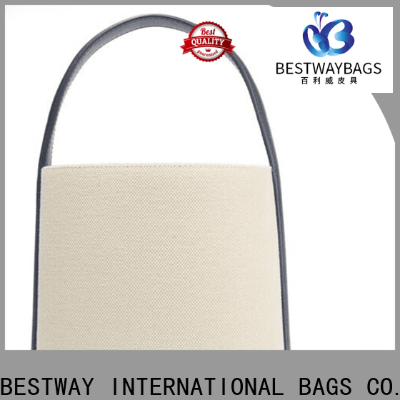 Custom colored canvas tote bags handbags factory for shopping