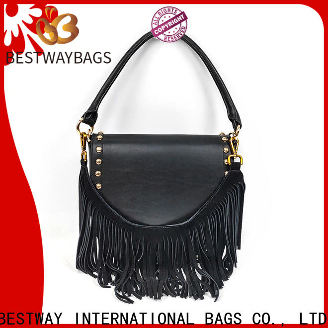 Bestway authentic leather shoulder bags online factory for school