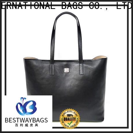 Bestway black tan leather bags sale on sale for school