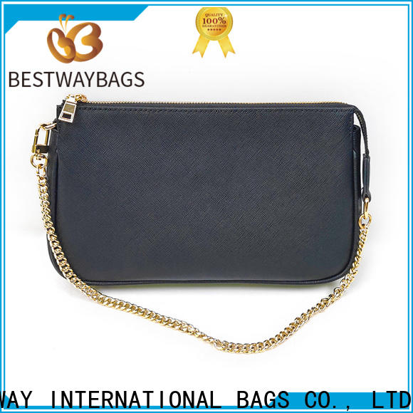 Custom female purse round factory for school