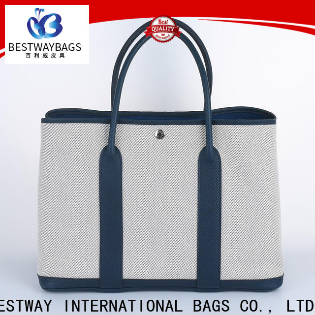 Best quality canvas tote bags branded factory for travel