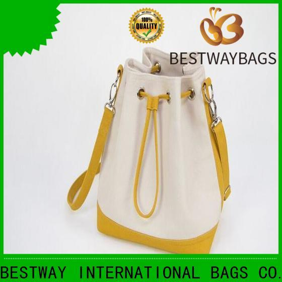 easy match reusable canvas bags tote factory for shopping