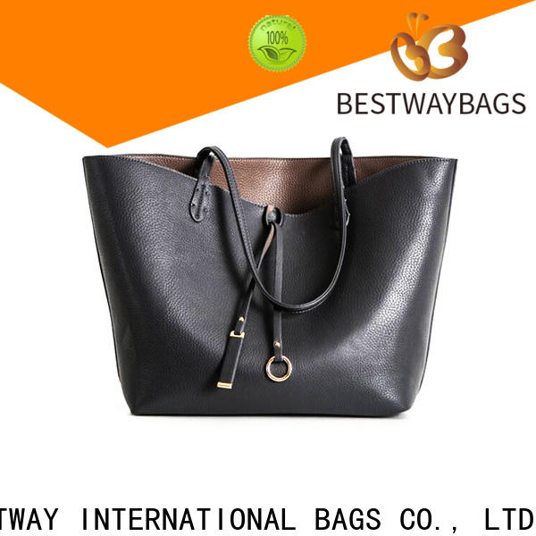 Bestway Top leather saddle bags Supply for date