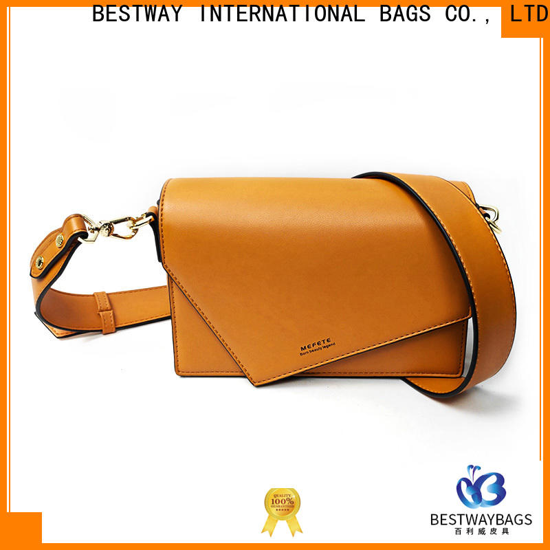 Bestway sale polyurethane wallet manufacturers for lady
