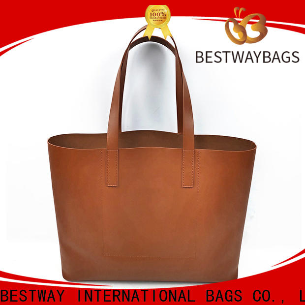 Bestway bestway fake leather bag for sale for lady