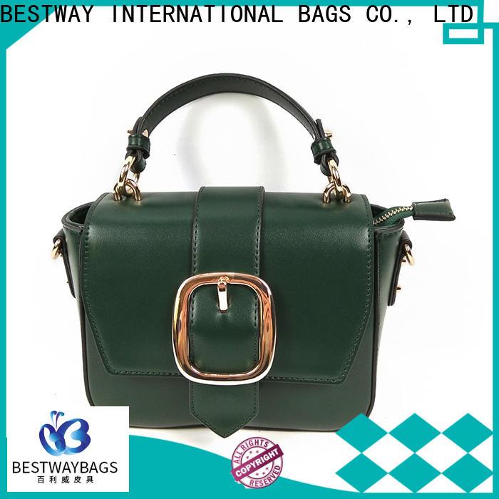 Best vintage leather shoulder bag satchel Chinese for women