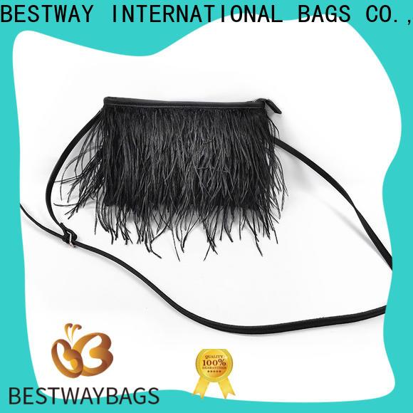 Bestway travel pu genuine leather online for women