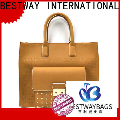 Bestway red what does pu material stand for factory for ladies