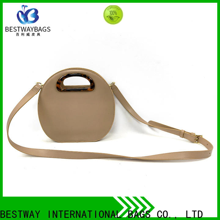 Bestway Latest bag pu company for girl