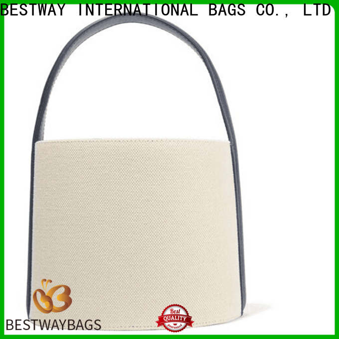 Bestway beautiful cheap canvas tote bags Suppliers for travel
