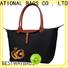 Top nylon fabric handbags elegant wildly for swimming