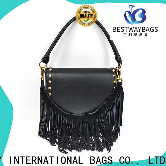 Bestway Wholesale big leather handbags on sale for work