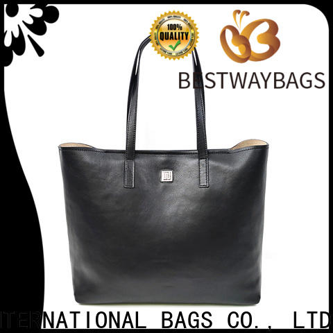 Bestway latest leather messenger bag for business for work