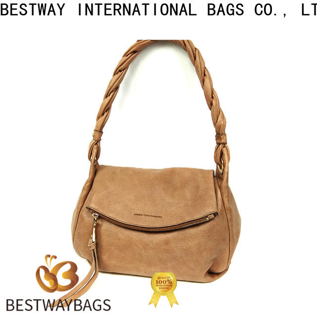 Bestway Best is pu leather durable company for ladies