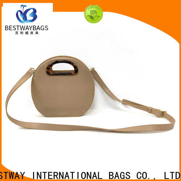 Bestway leisure is pu leather real supplier for women
