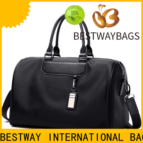 Custom coach nylon purse purses supplier for sport
