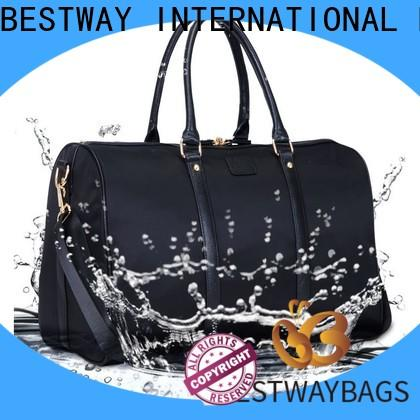 High-quality nylon backpack handbags polyester for business for swimming