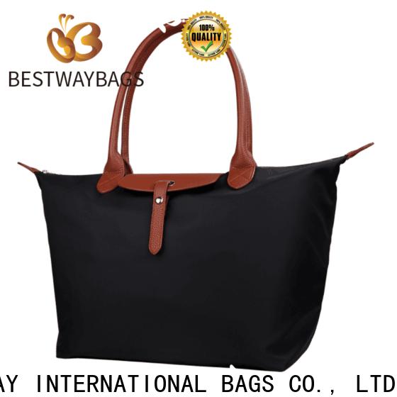 Bestway Custom best nylon tote bags on sale for gym