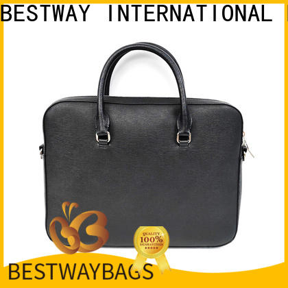 Bestway Latest leather duffel bags wildly for school