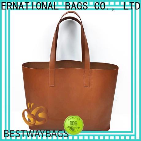 Bestway bestway pu leather handbags wholesale online for lady