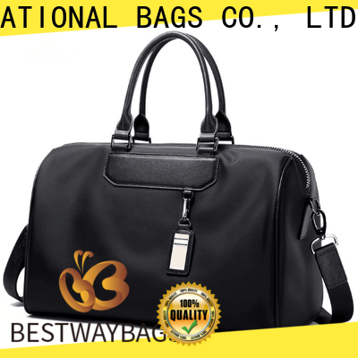Bestway work mens nylon bag manufacturers for bech