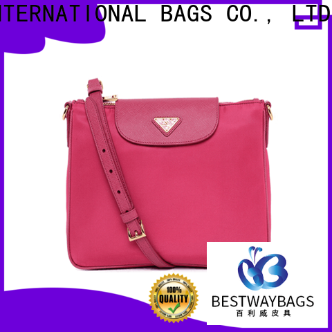 Bestway Wholesale navy nylon bag for business for bech