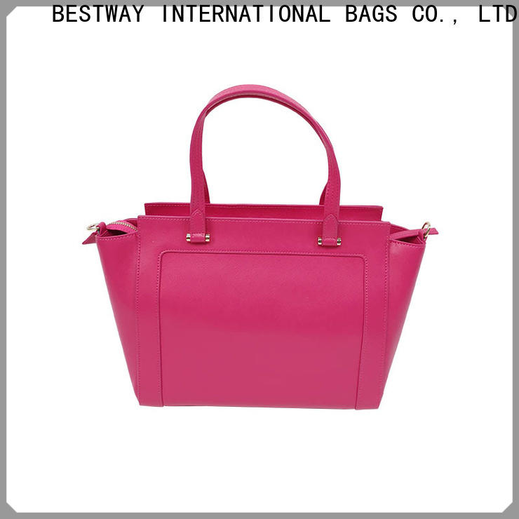 Bestway bags premium pu leather for sale for lady