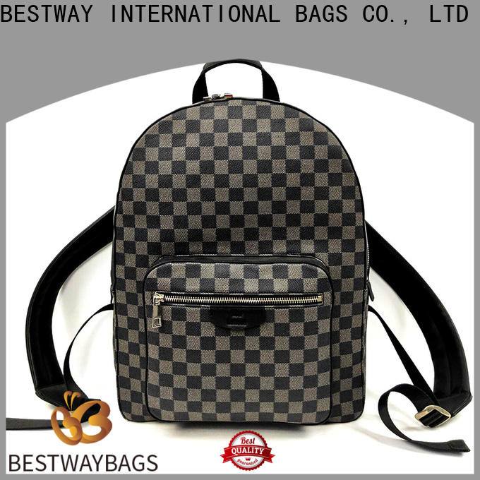 side brown leather bag ladies fancy for business for date