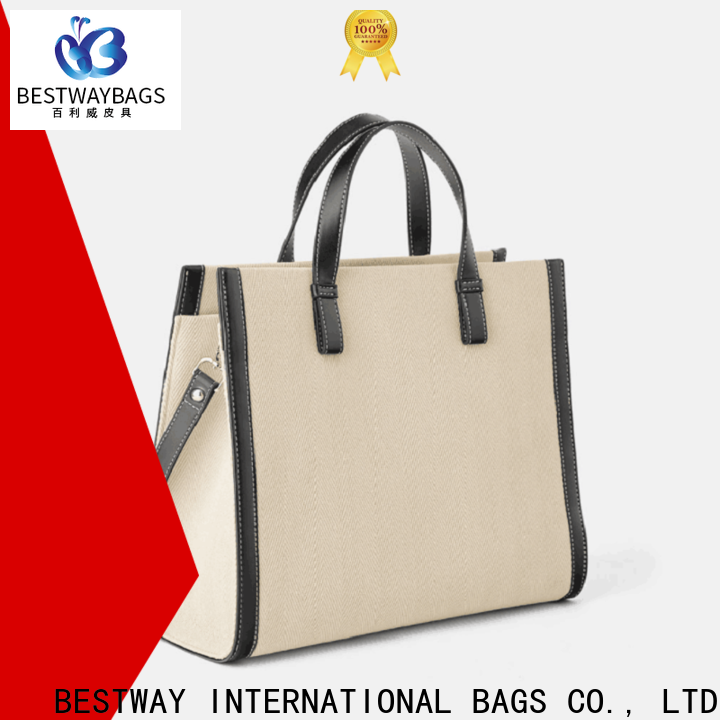 Bestway Bag canvas beach bags tote online for travel