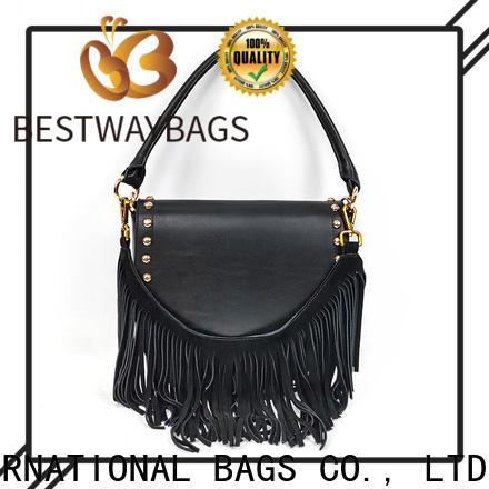 Bestway Top leather handbags on sale manufacturers for school