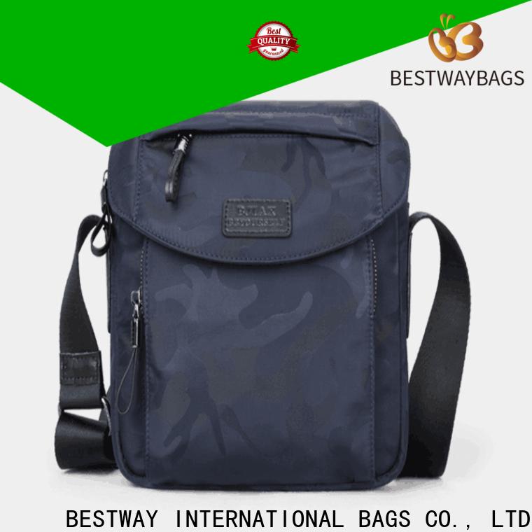 Latest nylon crossbody travel bag women Suppliers for bech