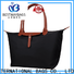 Latest blue nylon tote oversized wildly for gym