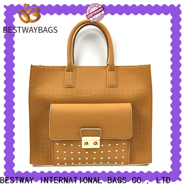 Bestway Bag leather purse travel Supply for lady