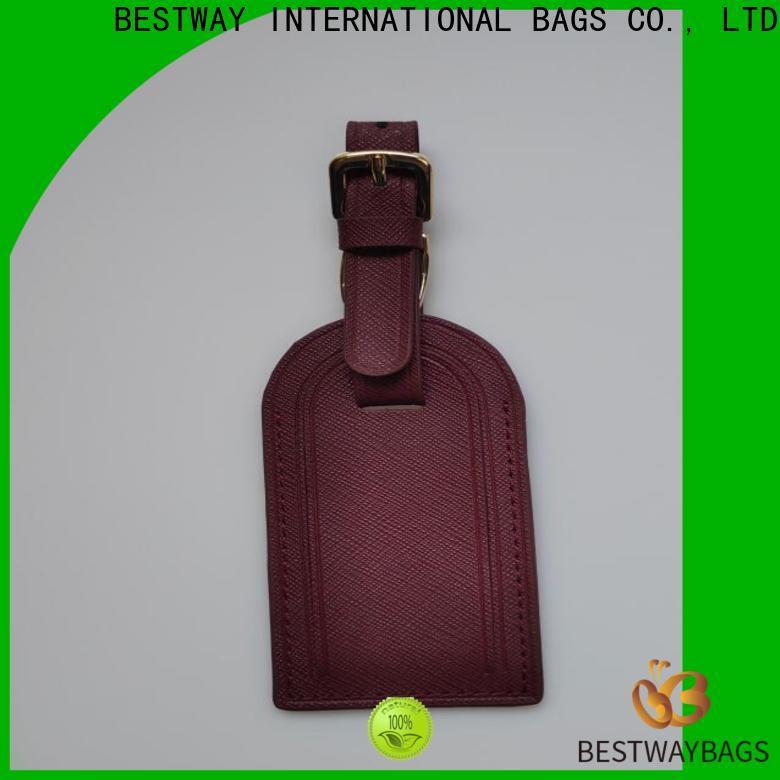 Latest leather handbag charms leather company doe handbag