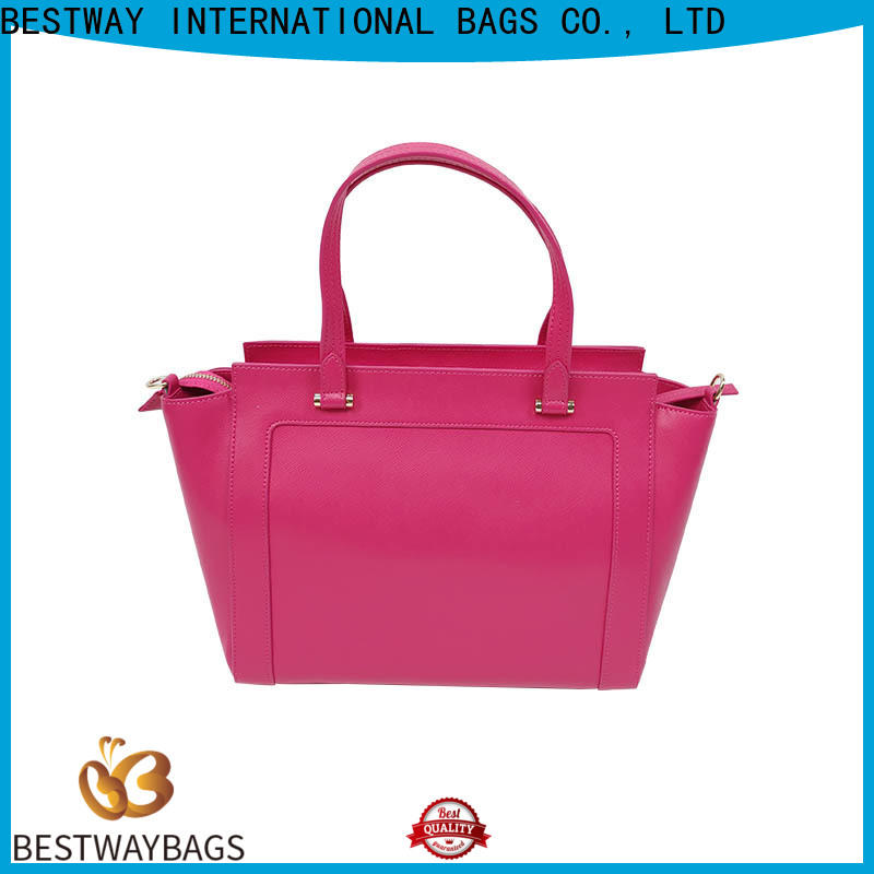 Bestway sale pu leather handbags wholesale for sale for lady