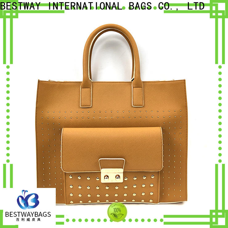 Bestway evening floral handbags Supply for lady