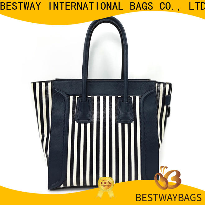 Bestway bags canvas tote shopper factory for shopping