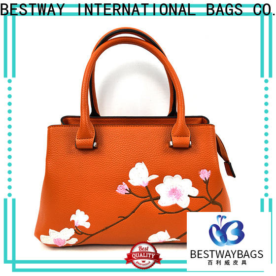 Bestway New pu leather bag wholesale for sale for women