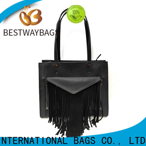 Bestway Bestway Bag leather handbags on sale personalized for daily life
