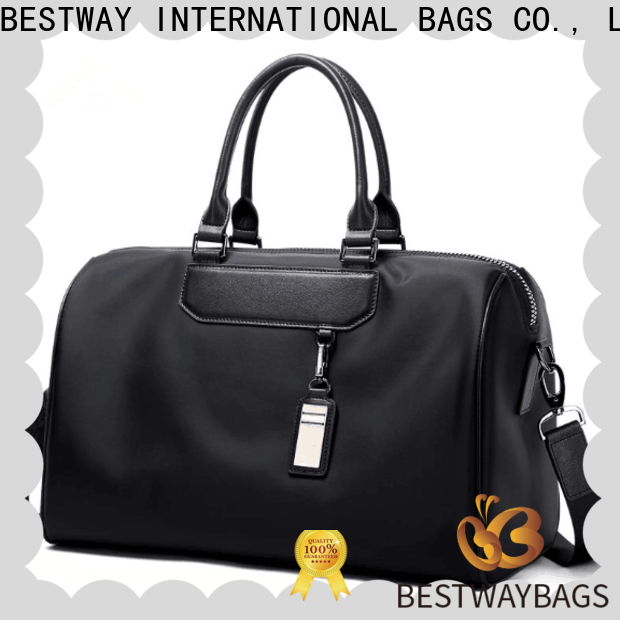 Bestway Latest nylon shoulder bags Suppliers for gym
