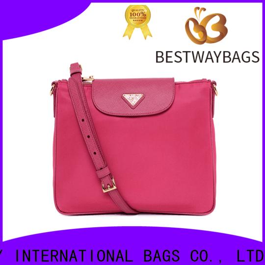 Bestway backpack nylon shoulder handbags Suppliers for gym