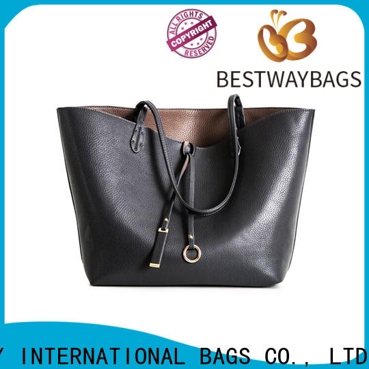 Bestway vendor womens leather purses factory for work