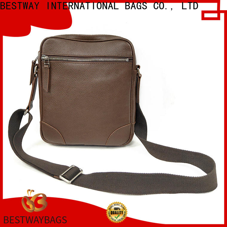 Bestway stylish best leather handbags manufacturer