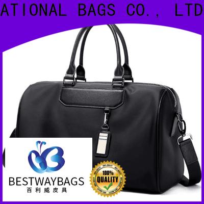 Bestway cross black nylon purse wildly for sport