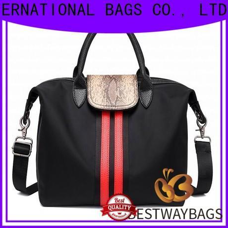 Bestway New lightweight nylon crossbody bag company for sport